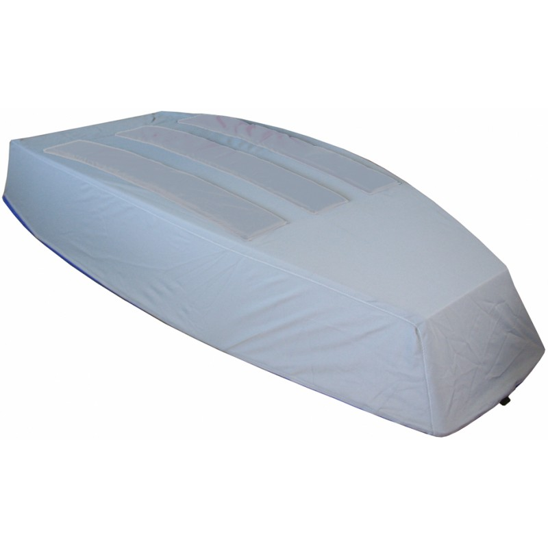 Optimist Sailboat Gray Polyester Bottom Cover Boat Hull Cover